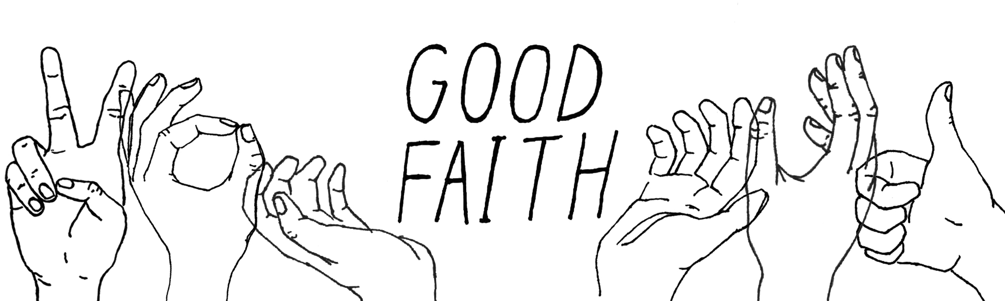 Good Faith Banner nosubtitle