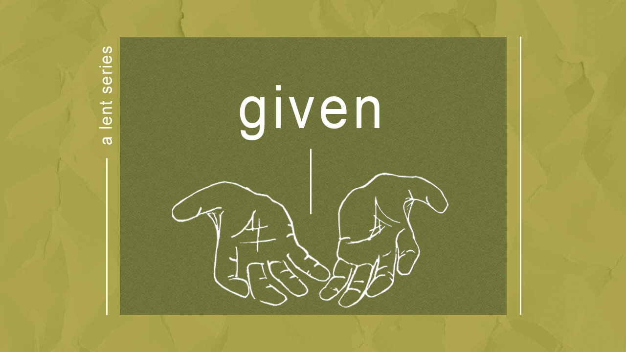 Given: Week 4