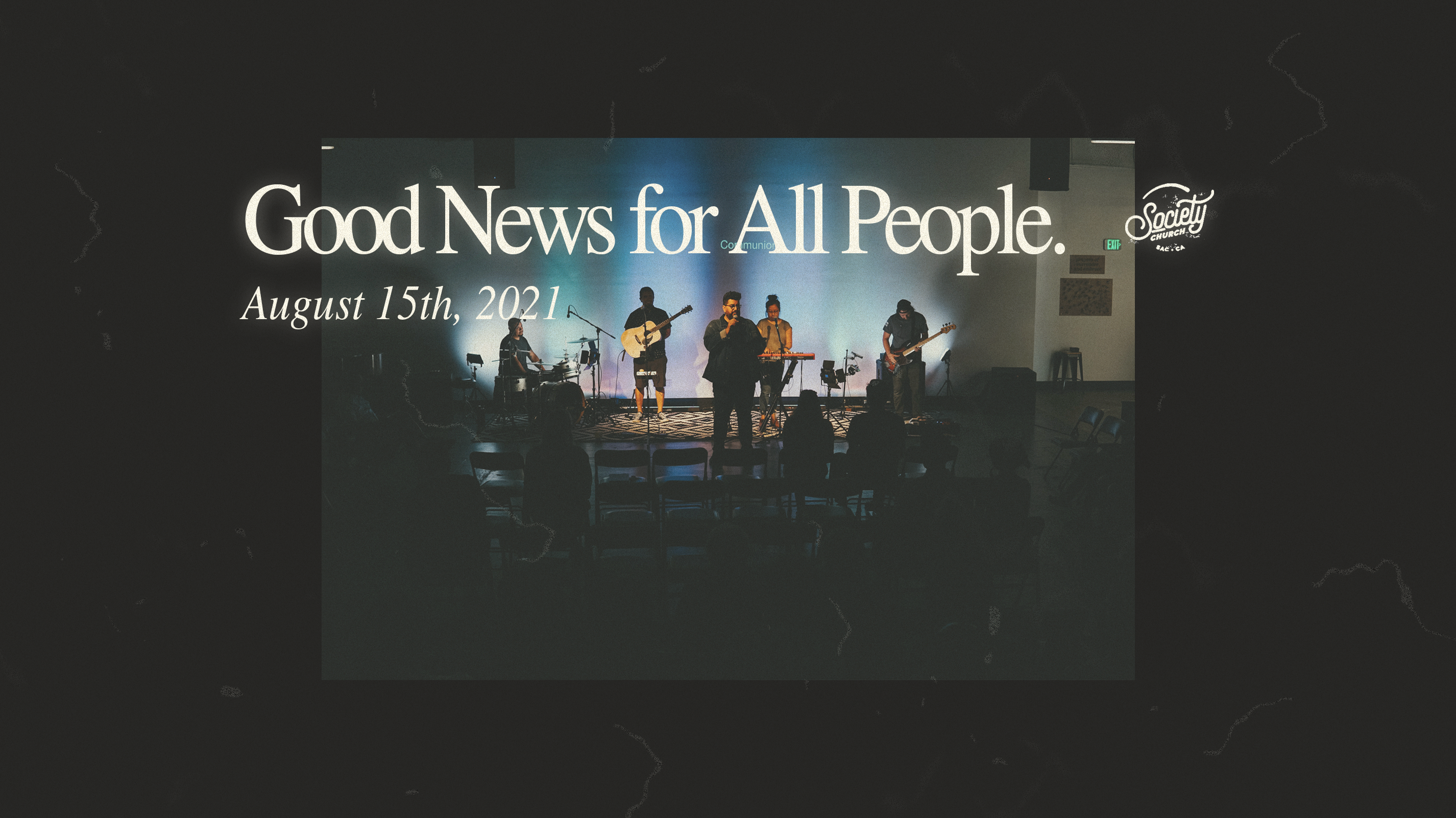 Good News for All People: Part 2 – Faith In Christ; Excludes and Includes.