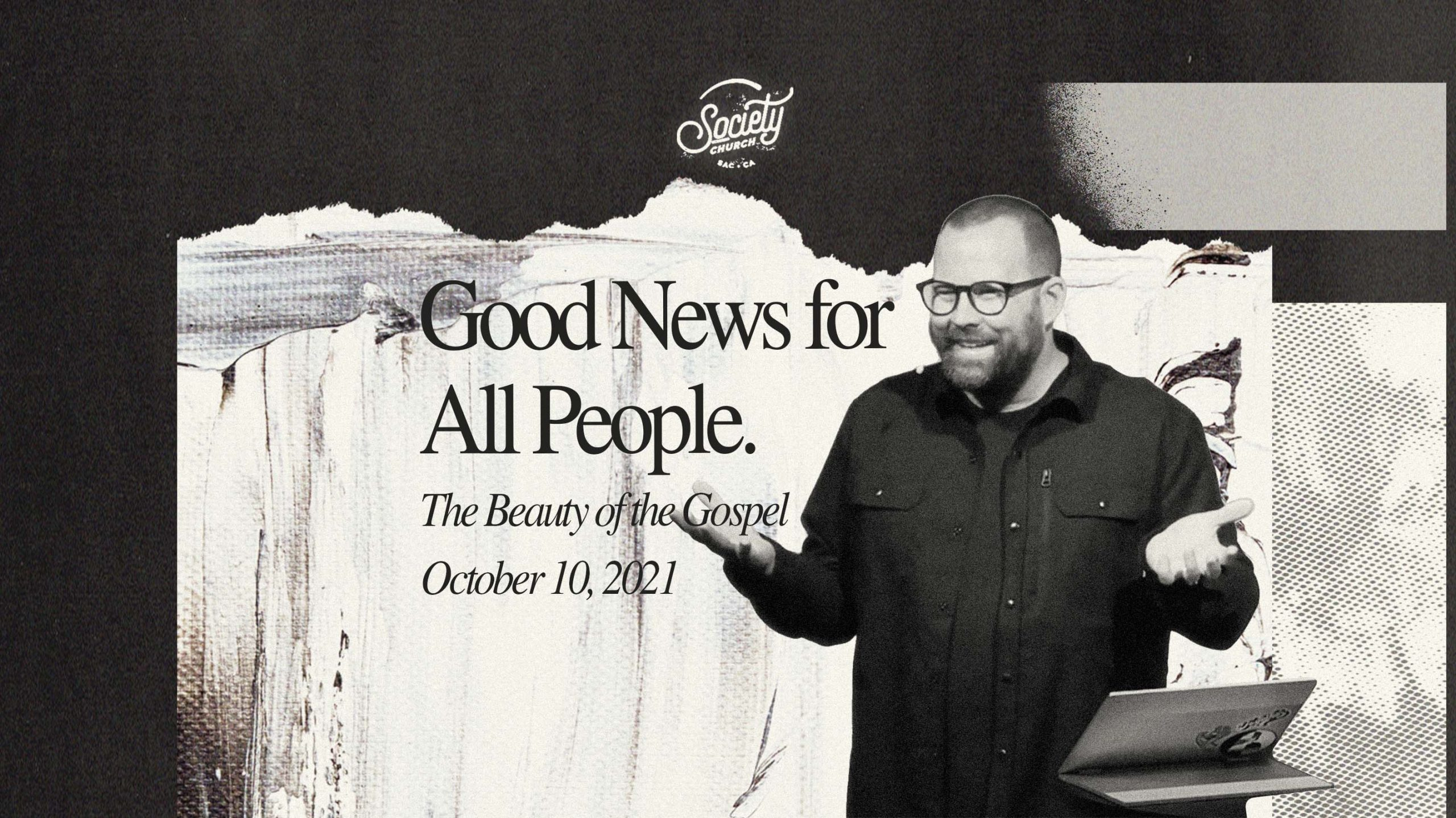 Good News for All People: The Beauty of the Gospel